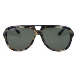 """Okulary przeciwsłoneczne męskie: Okulary przeciwsłoneczne """"SF730S"""" w kolorze beżowo-czarnym"""