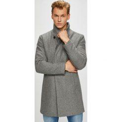 Premium by Jack&Jones - Płaszcz. Szare płaszcze na zamek męskie Premium by Jack&Jones, l, z materiału. W wyprzedaży za 579,90 zł.