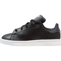 Buty dziecięce: adidas Originals STAN SMITH Tenisówki i Trampki core black/silver metallic