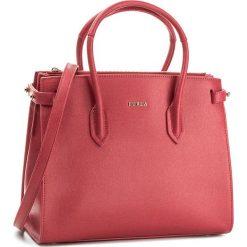 Torebka FURLA - Pin 948721 B BLS1 B30 Ruby. Czerwone torebki klasyczne damskie marki Furla, ze skóry. Za 1149,00 zł.
