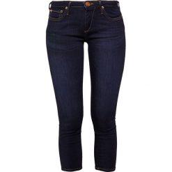 True Religion CROPPED BLUE Jeans Skinny Fit new hail. Niebieskie rurki damskie True Religion, z bawełny. Za 759,00 zł.