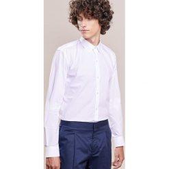 Koszule męskie na spinki: Essentiel Antwerp IDYLLIC SLIM FIT Koszula biznesowa white