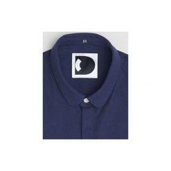 Koszula Cute D1100/215TM. Niebieskie koszule męskie na spinki Delikatessen, xl, z bawełny. Za 472,00 zł.