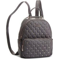 Plecak NOBO - NBAG-F1940-C019 Szary. Szare plecaki damskie Nobo, ze skóry ekologicznej, klasyczne. W wyprzedaży za 199,00 zł.