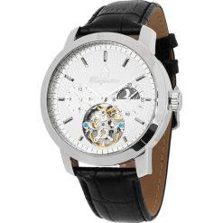 """Zegarki męskie: Zegarek """"Brighton"""" w kolorze czarno-srebrno-białym"""