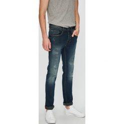 Blend - Jeansy. Niebieskie jeansy męskie slim Blend, z bawełny. W wyprzedaży za 179,90 zł.