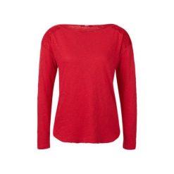 S.Oliver T-Shirt Damski 36 Czerwony. Czerwone t-shirty damskie marki S.Oliver, s. W wyprzedaży za 59,00 zł.