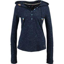 Odzież damska: Ragwear DROP Bluzka z długim rękawem navy