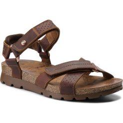 Sandały PANAMA JACK - Sambo Explorer C2 Napa Grass Castano/Chestnut. Brązowe sandały męskie skórzane Panama Jack. W wyprzedaży za 359,00 zł.