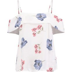 Bluzki asymetryczne: Bardot FLORAL Bluzka dawn