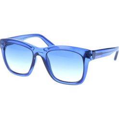 """Okulary przeciwsłoneczne damskie: Okulary przeciwsłoneczne """"V725S"""" w kolorze niebieskim"""