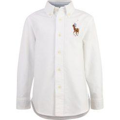 Polo Ralph Lauren BIG TOPS Koszula white. Białe koszule chłopięce Polo Ralph Lauren, z bawełny, polo. Za 319,00 zł.