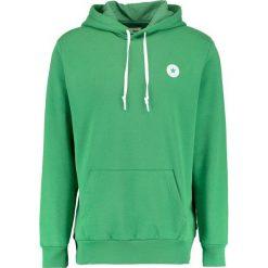 Bluzy męskie: Converse CHUCK PATCH GRAPHIC HOODIE  Bluza z kapturem green