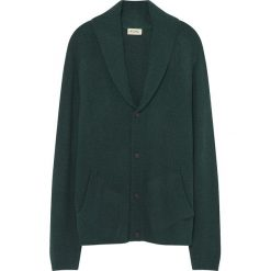 Kardigan w kolorze zielonym. Zielone kardigany męskie American Vintage, m. W wyprzedaży za 194,95 zł.