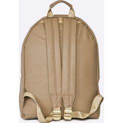Mi-Pac - Plecak. Brązowe plecaki damskie Mi-Pac, z materiału. W wyprzedaży za 199,90 zł.