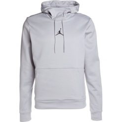 Bejsbolówki męskie: Jordan 23 ALPHA THERMA HOODIE Bluza z kapturem wolf grey/black