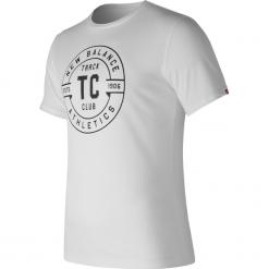 T-shirty męskie: New Balance MT73517WT