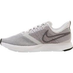 Buty do biegania damskie: Nike Performance ZOOM STRIKE Obuwie do biegania treningowe vast grey/gunsmoke/atmosphere grey/racer pink/white/black