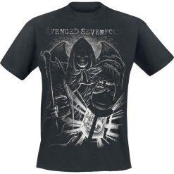 T-shirty męskie: Avenged Sevenfold Reaper Lantern T-Shirt czarny