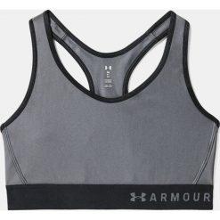 Biustonosze sportowe: Under Armour Biustonosz Armour Mid Kehole szary r. L (1307196-076)