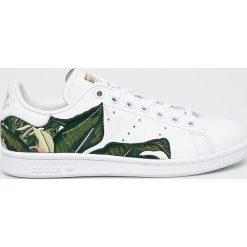 Adidas Originals - Buty Stan Smith W. Szare buty sportowe damskie adidas Originals. W wyprzedaży za 429,90 zł.