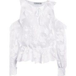 Three Floor CALI Bluzka white lace. Białe bluzki damskie Three Floor, z materiału. W wyprzedaży za 579,50 zł.