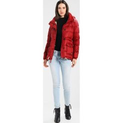 Kurtki i płaszcze damskie: Abercrombie & Fitch Kurtka zimowa red