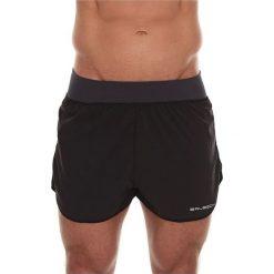 Brubeck Spodenki męskie RUNNING AIR czarne r. XXL (BX10760). Białe spodenki sportowe męskie marki Adidas, l, z jersey, do piłki nożnej. Za 89,90 zł.