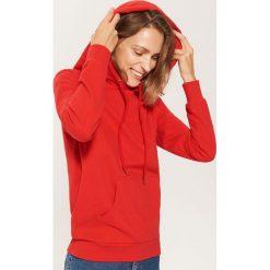 Bluza z kapturem - Czerwony. Czerwone bluzy z kapturem damskie marki Reserved, l. Za 69,99 zł.
