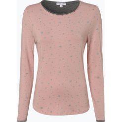 Marie Lund - Damska koszulka z długim rękawem, różowy. Czerwone t-shirty damskie Marie Lund, l, z dżerseju. Za 89,95 zł.