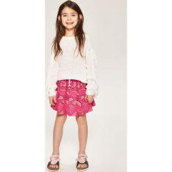 Spódnica z nadrukiem - Różowy. Czerwone spódniczki dziewczęce Reserved, z nadrukiem. W wyprzedaży za 19,99 zł.