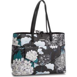 Torebka DESIGUAL - 18WAXPCB 1000. Czarne torebki klasyczne damskie marki Desigual, ze skóry ekologicznej, duże. W wyprzedaży za 249,00 zł.