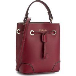 Torebka FURLA - Stacy 920542 B BJQ4 FLE Ciliegia. Czerwone torebki worki marki Furla, ze skóry. W wyprzedaży za 829,00 zł.