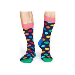 Skarpetki Happy Socks - Big Dot (BDO01-6001). Szare skarpetki męskie marki KALENJI, z elastanu. Za 34,90 zł.