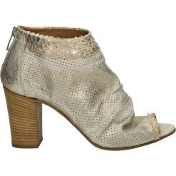 Sandały damskie: Sandały - SOFY-25 BE OR