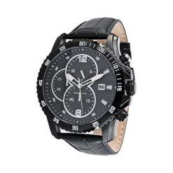 """Zegarki męskie: Zegarek """"CAP-1103213.F"""" w kolorze czarnym"""