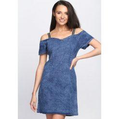 Sukienki: Niebieska Sukienka Within A Dream