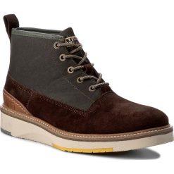 Kozaki NAPAPIJRI - C4 15843170 Brown/Khaki N460. Brązowe buty zimowe męskie marki Napapijri, z materiału. W wyprzedaży za 369,00 zł.