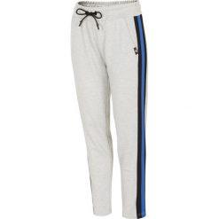 Spodnie dresowe damskie: Spodnie dresowe damskie SPDD235 – chłodny jasny szary