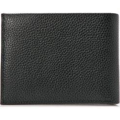 Calvin Klein - Portfel skórzany. Czarne portfele męskie Calvin Klein, z materiału. W wyprzedaży za 219,90 zł.