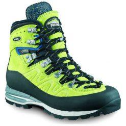 Buty trekkingowe damskie: MEINDL Buty damskie Air Revolution 3.5 Lady limonkowe r. 39.5 (3933)