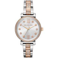 Zegarek MICHAEL KORS - Sofie MK3880 2-Tone/Silver. Szare zegarki damskie marki Michael Kors. Za 1369,00 zł.
