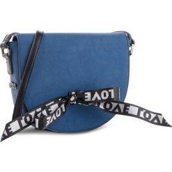 Torebka NOBO - NBAG-F2110-C013 Granatowy. Niebieskie torebki klasyczne damskie Nobo, ze skóry ekologicznej. W wyprzedaży za 139,00 zł.