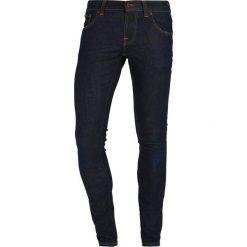 Nudie Jeans LIN Jeans Skinny Fit nearly dry. Czarne jeansy męskie relaxed fit marki Criminal Damage. Za 539,00 zł.