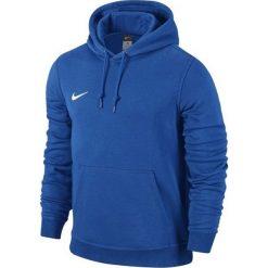 Bejsbolówki męskie: Nike Bluza męska Team Club Hoody niebieska r. L (658498-463)