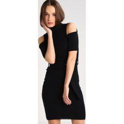 Sukienki hiszpanki: Topshop Petite Sukienka etui black