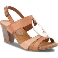 Sandały damskie: Sandały CAPRICE – 9-28307-20 Camel/Sand 357