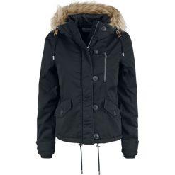 Noisy May Katie L/S Short Jacket Kurtka zimowa damska czarny. Czarne bomberki damskie Noisy May, na zimę, l. Za 199,90 zł.