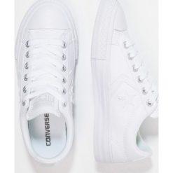 Converse STAR PLAYER JUNIOR Tenisówki i Trampki wysokie white. Białe trampki chłopięce marki Converse, z materiału. Za 199,00 zł.