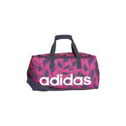 88d89baa6abd6 Torby sportowe adidas Torba podróżna Linear. Różowe torby podróżne Adidas.